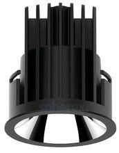 LED Armaturen - DEA DEL NERO LED downlight Black