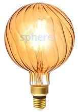 LED E27 fitting - SPHEREX E27-LED-G150 fitting