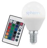 LED TL Armaturen - SPHEREX E14-LED-RGBW-P45 fitting