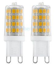 LED G9 fitting - SPHEREX G9-LED fitting