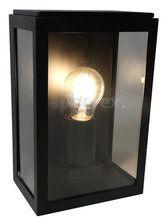 Buitenverlichting - Spherex ROWIN 25 ZWART Wandlamp Zwart