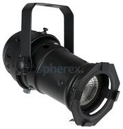 Theaterspots - SPHEREX Shotec Par 16 warm-on-dim LED armatuur Zwart