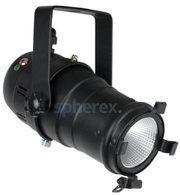 LED Armaturen - SPHEREX Showtec Par 20 warm-on-dim LED armatuur Zwart