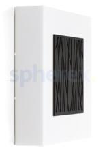 LED Armaturen - Lombardo Art 250 Bamboo LED Opbouwarmatuur Black