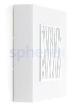 LED Armaturen - Lombardo Art 250 Bamboo LED Opbouwarmatuur White