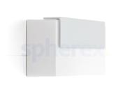 LED Armaturen - Lombardo Art 100 Top LED Opbouwarmatuur Grey High Tech