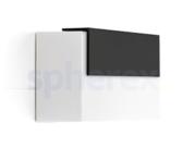 LED Armaturen - Lombardo Art 100 Top LED Opbouwarmatuur Black