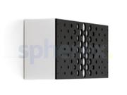 LED Armaturen - Lombardo Art 100 Crop LED Opbouwarmatuur Black