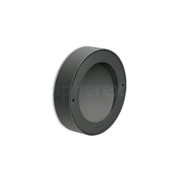 LED Armaturen - Lombardo Koi 120 LED Opbouwarmatuur Grey anthracite