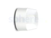 LED Armaturen - Lombardo Ross 280 LED Opbouwarmatuur White