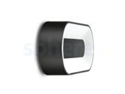 LED Armaturen - Lombardo Ross 280 LED Opbouwarmatuur Black