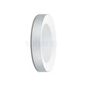 LED Armaturen - Lombardo Ross 330 LED Opbouwarmatuur Grey High Tech