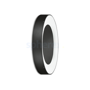 LED Armaturen - Lombardo Ross 330 LED Opbouwarmatuur Black