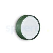LED Armaturen - Lombardo Ago Top LED Opbouwarmatuur Anodized Alluminum Green