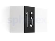 Lombardo - Lombardo Art 100 Code LED Opbouwarmatuur Black